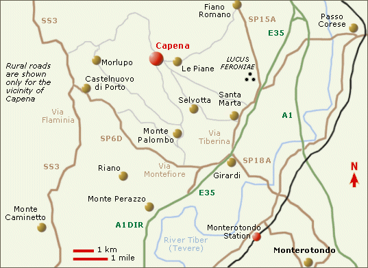 Map - area